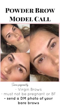 powder brows Pickering