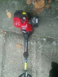 red and black string trimmer Inglis, 34449