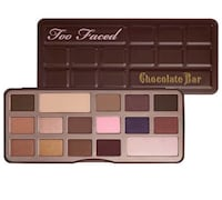 Too Faced Chocolate Bar palette Råholt, 2070
