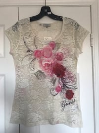 Lace T-Shirt (New with tags)