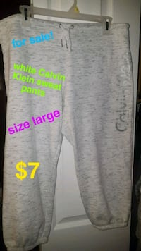 gray and pink Victoria's Secret Pink pants Lowell, 72745