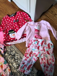 6-9 mo baby girl clothing Monroe, 10950