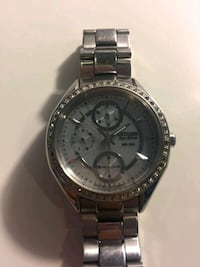 Citizen Eco-Drive Watch with Crystals Covina, 91722