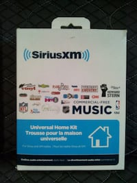 SIRIUS XM UNIVERSAL VEHICLE ANTENNA HOME KIT Montreal East