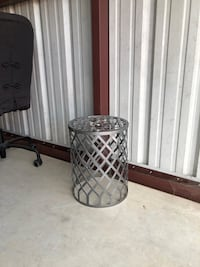 Silver accent table Ankeny, 50023