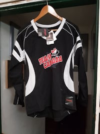 SOGO  CANADA hockey jersey Cambridge, N1R 5S6