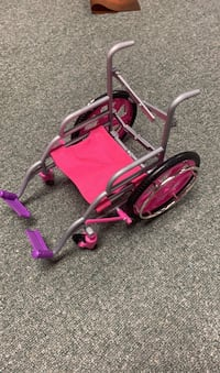 American Girl Doll Wheelchair