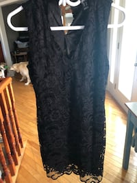 Black lace dress  Innisfil, L0L 1R0