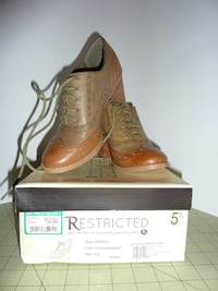 Restricted Traffic Olive & Whisky Shoes Crum Lynne, 19022