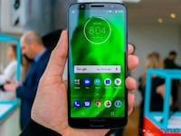 Moto G6 Play For Sale Or Exchange Montréal, H8N 1B2