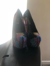 Multi colored sparkle Steve Madden heels St. Louis, 63147