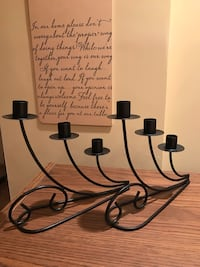 Candle holders Vaughan, L4L