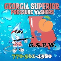 Concrete cleaning Flowery Branch