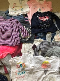 Assorted Toddler Clothes - size 2T Oshawa, L1G 4Z5