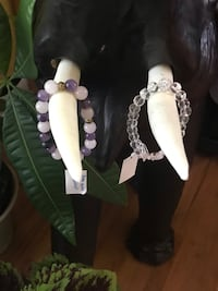 Jewelry made by Authentic Revival, all made out of gem stone Paris, N3L 2P3