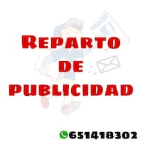Repartidor  Madrid