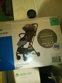 BRAND NEW STROLLER NEVER USED WE BOUGHT  BUT WERE  Cambridge, N3H 5L4