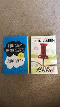 the fault in our stars and paper towns Liverpool, 13090