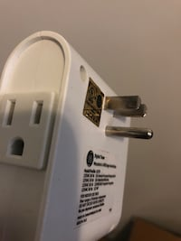 Timer outlet with two plugs Toronto, M1C 4M6