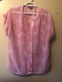 George womens blouse,medium Calgary, T2A 0L5