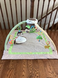 Fisher-Price My Little Snugabunny Ultra Comfort Musical Gym Brampton, L6P