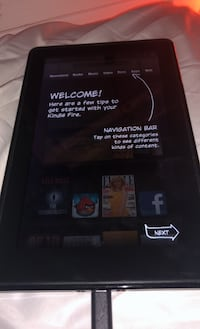 Kindle Fire First Gen