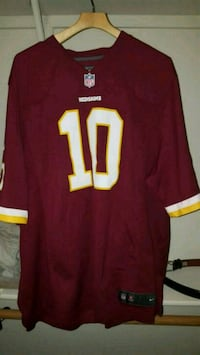 New RG3 Nike XXL authentic jersey Cedar Park, 78613