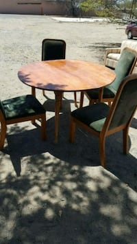 Table and chairs Aztec, 87410