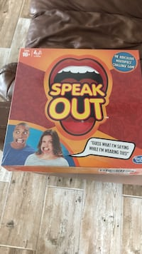Unopened speak out game  Indian Harbour Beach, 32937