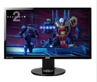 "ASUS 24"" 144hz 1ms Gaming Monitor (Like New) Ashburn, 20147"
