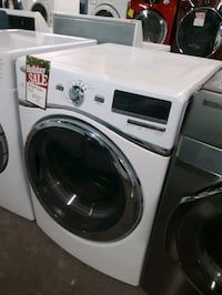 WHIRLPOOL FRONT LOAD STEAM ELECTRIC DRYER WORKING PERFECTLY