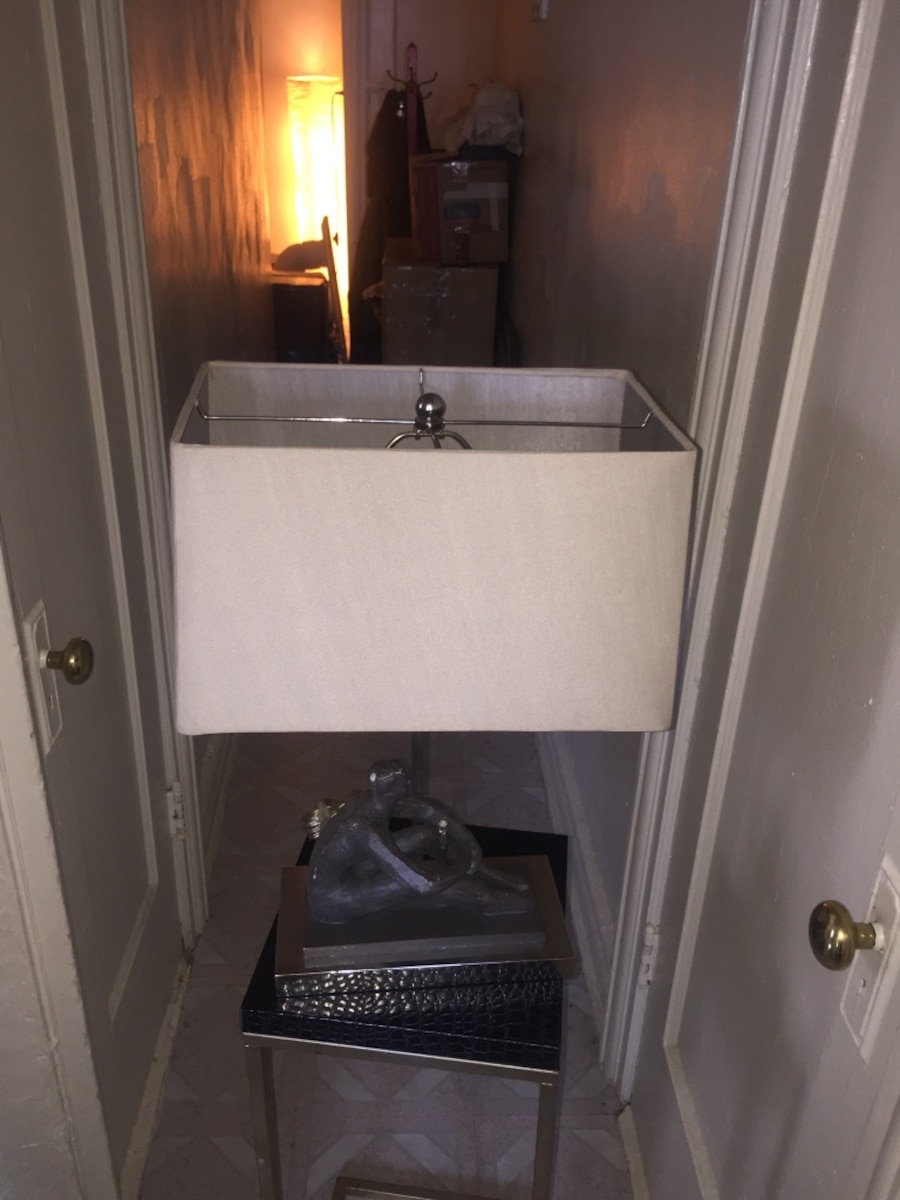 Unique Table Lamp - Ridgewood