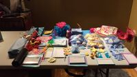 Baby shower decorations and kit many games balloons Gatineau, J8T