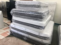 Double pillow top size mattresses, king Size$450 Queen Size$350 Full Size$250 Twin Size$180 Baltimore, 21222