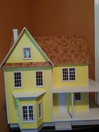 Dollhouse 1:12 scale Florence, 35634