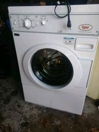 Front load washer 933 mi