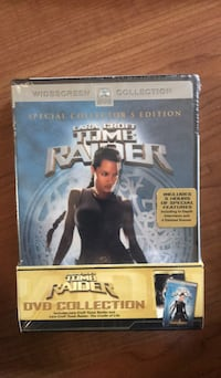 Lara Croft special edition DVD collection - 2 DVD pack