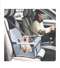 WOPET Deluxe Pet Booster Car Seat