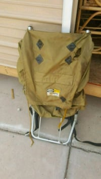 Hiking backpack with tear_still useable Rio Rancho, 87124