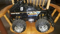 black and red RC monster truck Lawrence, 01843