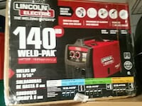 red and black Husky portable generator box San Leandro, 94577