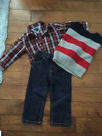 Ensemble tommy hilfiger
