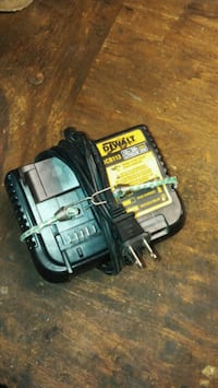 Dewalt battery charger works great