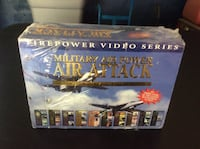 10 vhs videos military air power great entertainment never used Lutherville Timonium, 21030
