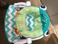 Baby seat frog Pearl, 39208