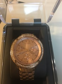 Armani Exchange Woman's Watch  Kendall Park, 08824
