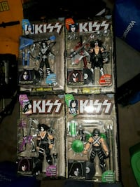 Kiss action figures never opened Victoria Harbour, L0K 2A0