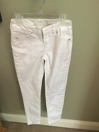Girls size 12 Justice Snow White jeans Centreville, 20120