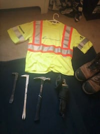 Work gear and tools New Westminster, V3M 1K1