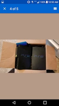 Two ps2 game lots read description ty